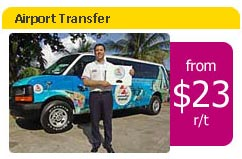 Airport Transfer Cancun Playa Cancun Riviera Maya